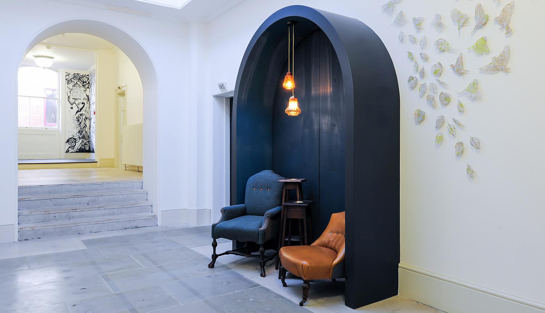 Hannah Stanton, Hailo, Somerset House, SAM Architects
