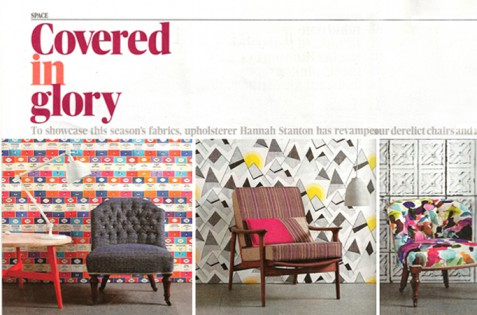 Guardian Weekend Magazine
