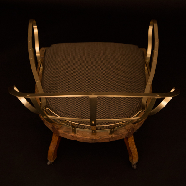 Hannah Stanton, Show Pony, Brass back, Interiors 2013, Second Sitters