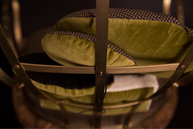 Hannah Stanton Furniture, Show Pony, Brass Back, John Boyd Textiles, Second Sitters, Interiors 2013