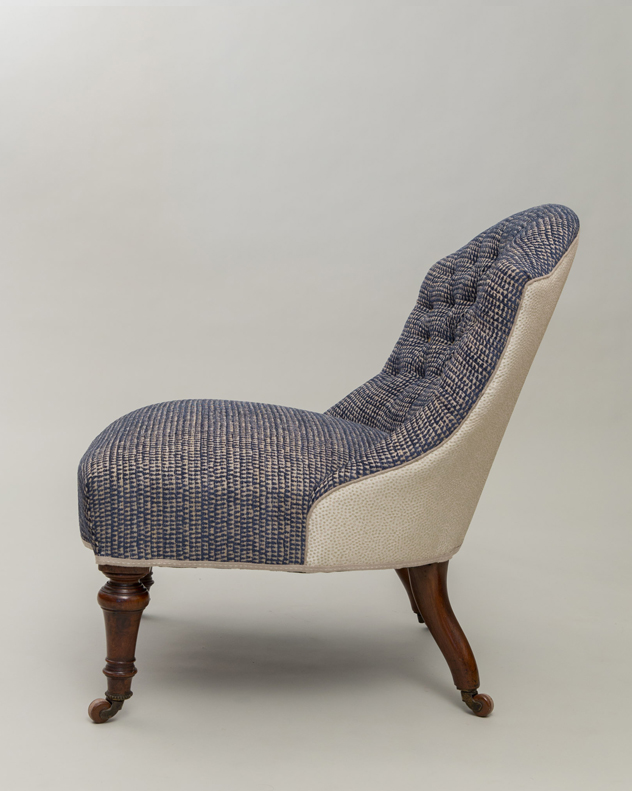 Sanderson Victorian Chair The Guardian