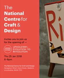 Second Sitters – The National Centre for Craft & Design