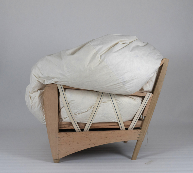hannah stanton, SCP, Matthew Hilton, Balzac, Second Sitters, Furniture design, upholstery